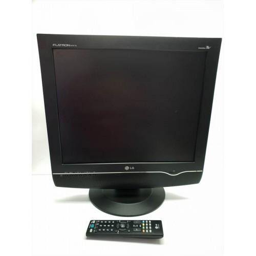 Monitor TV Analogica LG con mando 19