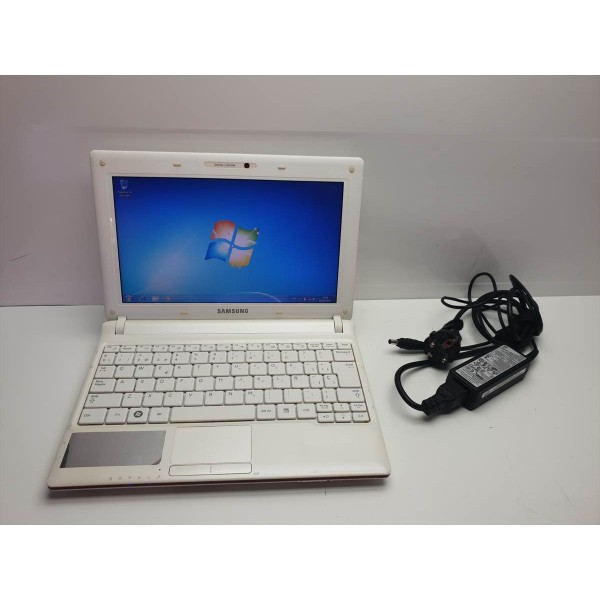Netbook Samsung 1,6Ghz Atom 250GB 1GB Ram win 7