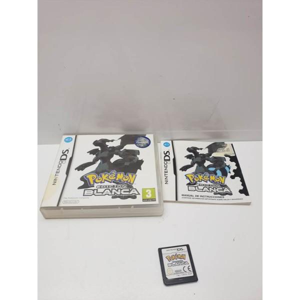 Juego Nintendo DS Pokemon Edicion Blanca