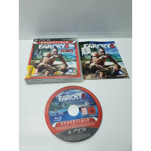 Juego PS3 FarCry 3 Comp