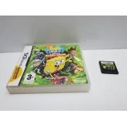 Juego Nintendo DS Bob Esponja y Amigos en caja