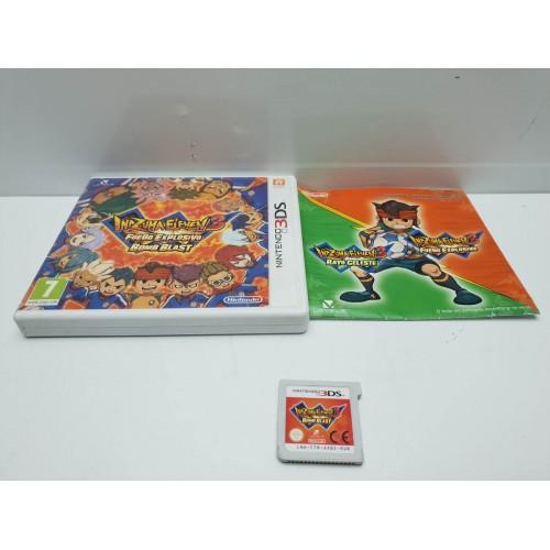 Juego Nintendo 3DS Inazuma Eleven 3 Fuego Explosivo