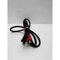Cable HDMI Standard Bordes Rojos Dorados