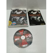 Juego Nintendo Wii Resident Evil The Umbrella Chronicles