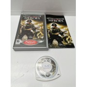 Juego Sony PSP comp Medal of honor Heroes