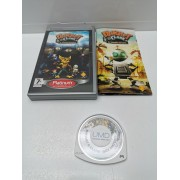 Juego Sony PSP comp Ratchet Clank