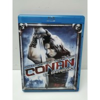 Pelicula BluRay Conan el Barbaro