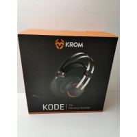 Auriculares Gaming PS4 PC Krom Kode 7.1 USB