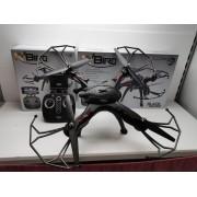 Dron R Bird Black Master Con mando