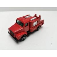 Camion Bomberos Volvo  Guisval Rojo 1/43 Suelto