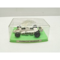Parmalat Brabham Guisval 1/43 Suelto