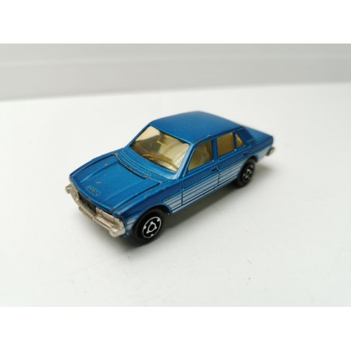 Peugeot 604 Azul Majorette 1/43 Suelto