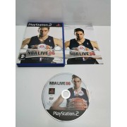 Juego PS2 Play Station Comp NBA live 06