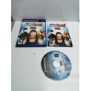 Juego PS2 Play Station Comp Smackdown vs raw 2008