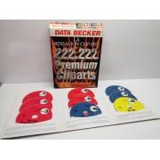 Software Data Becker 222.222 Cliparts
