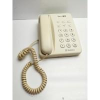 Telefono Fijo Forma Color Crema