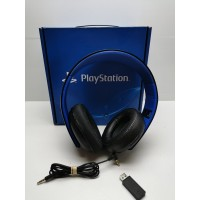 Auriculares Inalambricos PS4 Gold