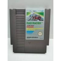 Juego NES Suelto Rad Racer PAL ESP
