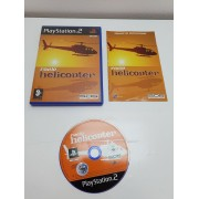 Juego PS2 Radio Helicopter Comp