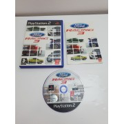 Juego PS2 Ford Racing 3 Comp