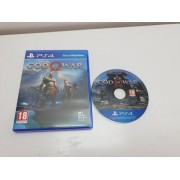 Juego PS4 God of War 4