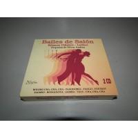 CD Musica Bailes de Salon Ritmos Clasico