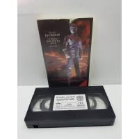 VHS Michael Jackson Video Greatest Hits History