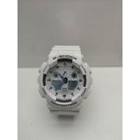 Reloj Casio G-Shock GA-100A Blanco