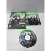 Juego Xbox One Assassins Creed Unity