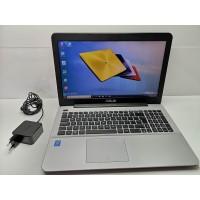 Portatil Asus F555L i5 5200 2,2ghZ 4GB Ram 500GB Win 10