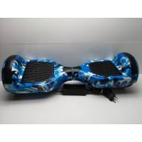 Hoverboard Azul, con luces SM