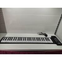 Teclado Piano Enrrollable de Silicona 61 teclas
