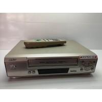 Reproductor VHS Sanyo con Mando