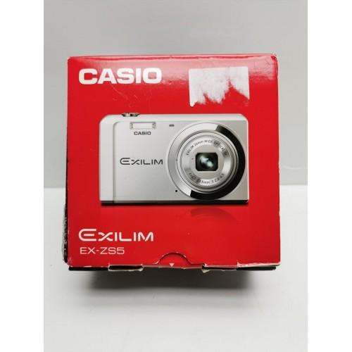 Camara Digital Casio Exilim EXZS5