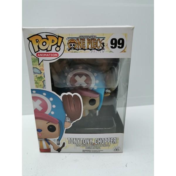 Figura Funko Pop! One piece TonyTony, Chopper
