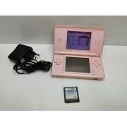 Consola Nintendo DS Lite Rosa con Cargador