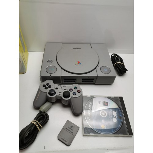 Consola Sony Play Station 1 PS1 En caja