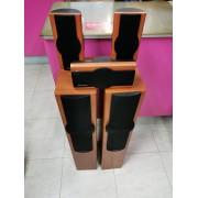 Sistema Altavoces Pioneer S-H230V-W / S-CR32-W