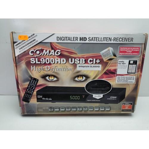 Decodificador Satelite Comag SL900HD HDMI