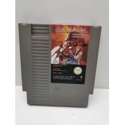Juego Nintendo NES Blue Shadow PAL ESP