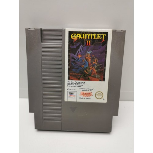 Juego Nintendo NES Gauntlet II PAL ESP