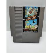 Juego Nintendo NES Super Mario Bros / Duck hunt PAL ESP
