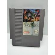 Juego Nintendo NES The Battle of Olympus PAL ESP