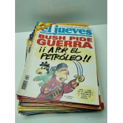 Lote Revistas El Jueves 2003