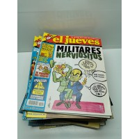 Lote Revistas El Jueves 2006