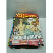 Lote Revistas El Jueves 2008