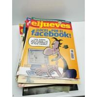 Lote Revistas El Jueves 2009