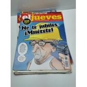Lote Revistas El Jueves 2012