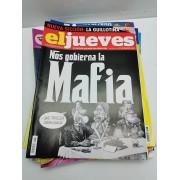 Lote Revistas El Jueves 2013