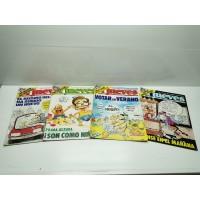 Lote Revistas El Jueves 85-87